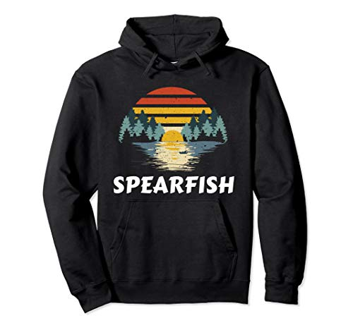 (Spearfish South Dakota Vacation Family Camping Group Gift  Pullover Hoodie)