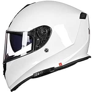 ZCRFY Cascos Integrales Motocicleta Motocross Seguridad De La ...