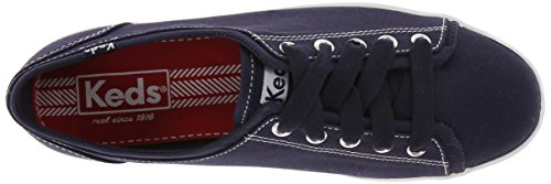 Keds Mujeres Rally Seasonal Solid Peacoat Navy