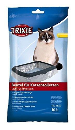 Bolsas para bandeja de arena para gatos de Trixie, de 46cm x 59