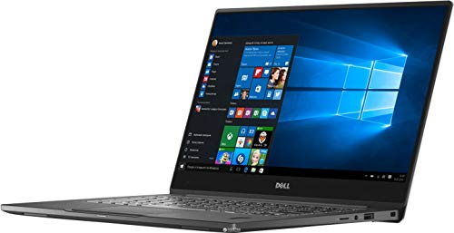 Fast Dell Latitude 7370 FHD Business Laptop Notebook (Intel Core M7-6Y75, 8GB Ram, 256GB Solid State SSD, Camera, Type C Port, Mini HDMI) Win 10 Pro (Renewed)