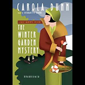 The Winter Garden Mystery Hörbuch