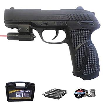 GAMO PT-85 blowback láser | Pack Pistola de Aire comprimido Gamo (de balines