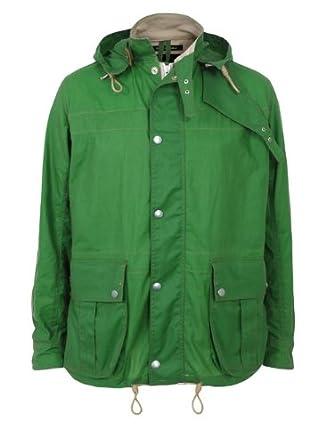 cfc4ad035717 Nigel Cabourn Apple Green Surface Jacket XL  Amazon.co.uk  Clothing