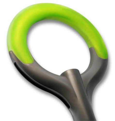 Radius Garden 203 PRO Ergonomic Stainless Steel Digging Fork