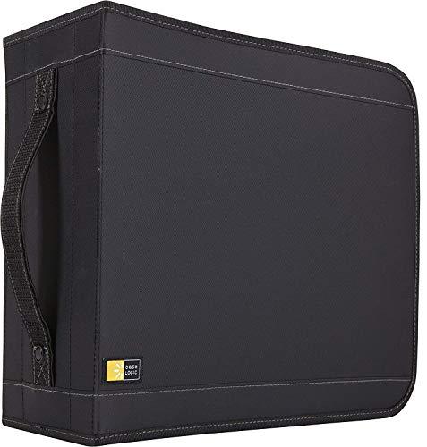 Case Logic CD/DVDW-320 336 Capacity Classic CD/DVD Wallet (Black)