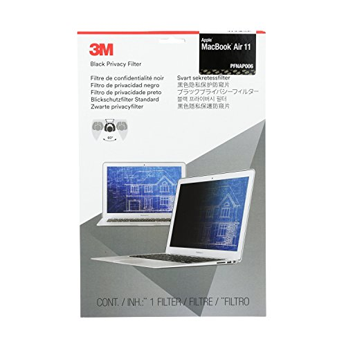 "3M Privacy Filter for 11"" MacBook Air (PFNAP006)"