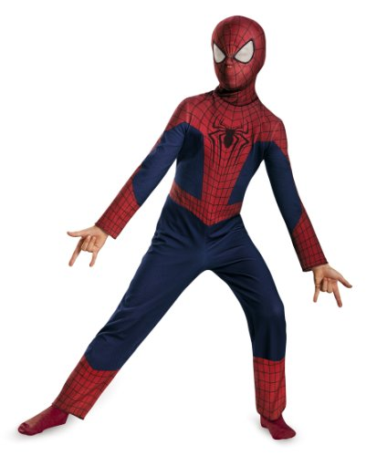 (Disguise Marvel The Amazing Spider-Man 2 Movie Spider-Man Classic Boys Costume, X-Small/3T-4T)