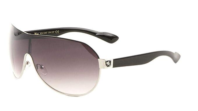 Amazon.com: Gafas de sol para hombre con parte superior ...