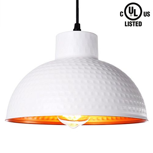Pendant Light White - 3
