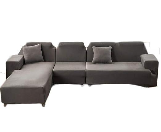 HInmdLndsj Fuerza elástico Incluido Fundas de sofá,Cubiertas de la ...