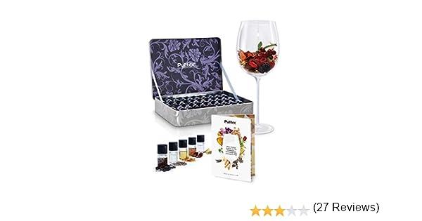 Compra Set aromas de vino completo Pulltex en Amazon.es