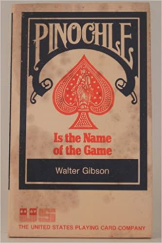 Pinochle Is The Name Of Game Mass Market Paperback 1974