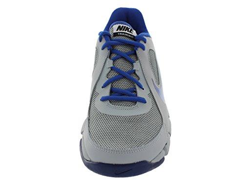 Nike Mens Flex Mostra Tr 2 Cross Trainer Wlf Gry / Gm Ryl / Dp Ryl Bl / Dp Ry