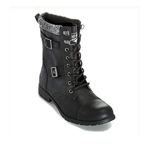 Rocket Dog Boots Black Billie Black HHqwTdr