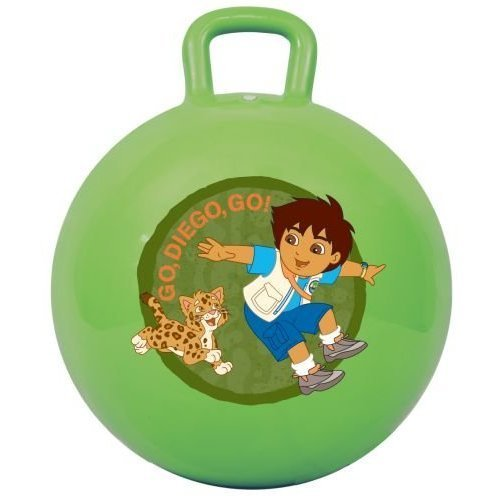 Go, Diego Go! Hopping Ball