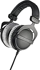 The DT770PRO (80 ohms) is a closed dynamic headphone that is ideal for professional use as a monitoring headphone in studios or on the move.