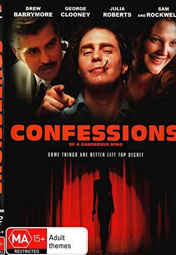 Confessions Of A Dangerous Mind | NON-USA Format | PAL | Region 4 Import - Australia