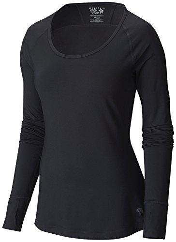 Mountain Hardwear Butterlicious Long Sleeve Crew - Women's Black ()