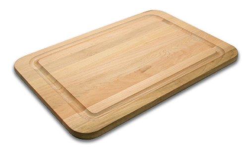 Snow River USA 7V03358 Maple Hardwood Oversize Carving Board 18