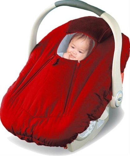 Stupendous Jolly Jumper Sneak A Peek Sneak A Peek Infant Carseat Cover Deluxe Red Pabps2019 Chair Design Images Pabps2019Com