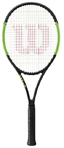 Wilson(ウイルソン) 硬式 テニスラケット BLADE 104 / BLADE SW104 AUTOGRAPH CV (ブレード104/SWオートグラフ) [フレームのみ] グリップサイズG1  B01L18AODC