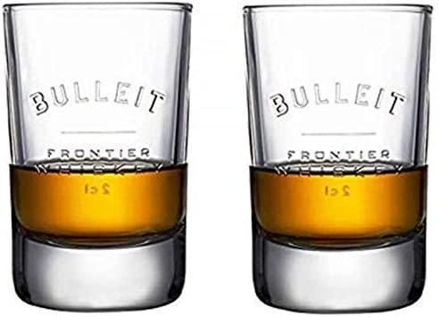 Bulleit Bourbon Signature Glass - Set of 2