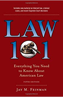 Amazon com: Law 101: Everything You Need to Know About