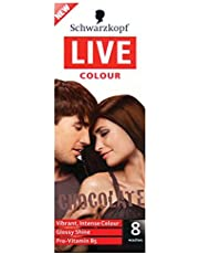 Schwarzkopf LIVE Colour, Chocolate, 1 Pack