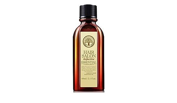 Onkessy No Wash Hair Aceite esencial para el tratamiento del cabello Acondicionador de cabello anti-horquilla hidratado completo: Amazon.es: Belleza