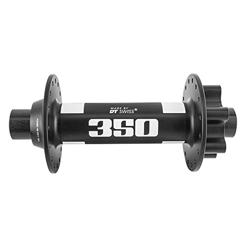 DT Swiss 350 Big Ride Fat Bike Front Hub: 32h, 15 x 150mm Thru Axle, 6- Bolt Disc by DT Swiss