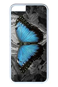 iPhone 6 plus Case, 6 plus Case - Full-Body Protective White Hard Case for iPhone 6 plus The Last One Slim Fit Hard Back Case for iPhone 6 plus 5.5 Inches