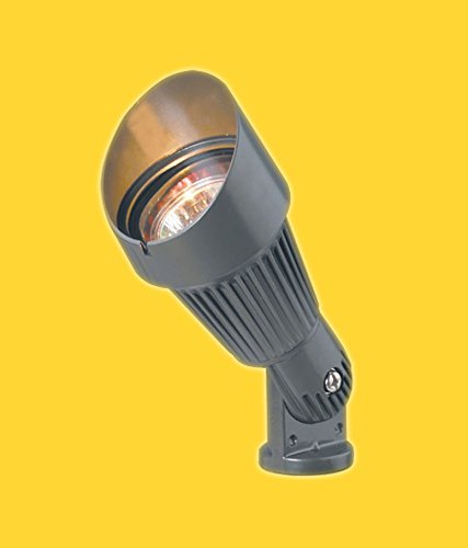 Corona LED 12V Directional Light 7W Aluminum Mini Bullet, Black