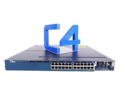 Cisco Catalyst 3560X-24P-S - T - WS-C3560X-24P-S-RF