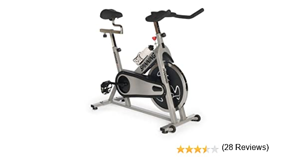 Spinning Spinner Fit Home Ciclo Interior – Plata, 41 kg: Amazon.es ...