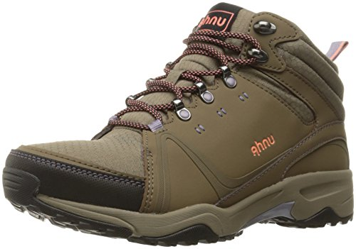 Ahnu Women's Alamere Mid Hiking Boot, Muir Woods, 11 M US by Ahnu
