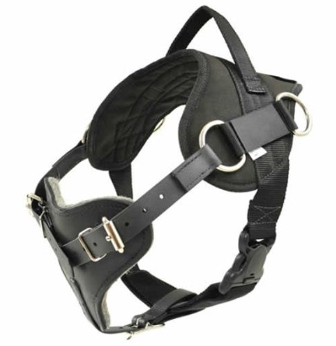 Yurkiw Protection and tracking Dog Harness Large Girth 32
