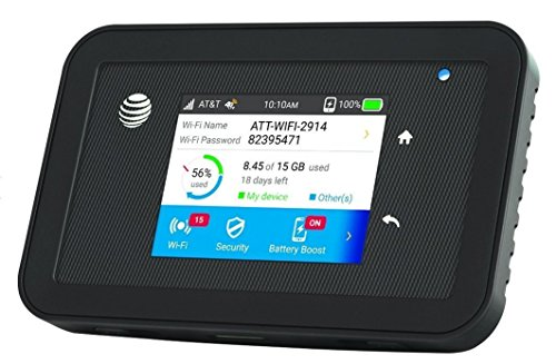 UNLOCKED Netgear Unite Explore 815S 4G LTE Mobile Wifi Rugged Hotspot (Certified Refurbished)