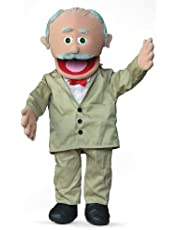 Pops Hispanic Professional Puppets Kids Toys with Removable Legs, 30 in.
