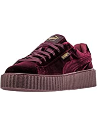 Select Mens Creepers Velvet X Fenty by Rihanna