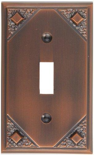 Atlas Copper Switchplate - 4