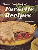 Sunset Cook Book of Favorite Recipes