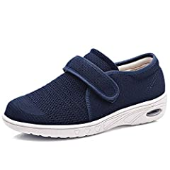 Womens Diabetic Shoes Easy To Put On - Terrific for those with Arthritis or Lowered Hand Dexterity! For most of us, a bad shoe day is easily shrugged off. True, you can end up with a blistered heel or a painful arch, but there's nothing to be...