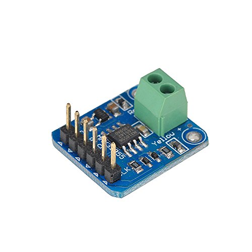 Thermocouple Amplifier (Lysignal K-Type Thermocouple Breakout Board MAX31855 Thermocouple Sensor Module Temperature -200°C to +1350°C SPI Interface Digital Direct Readability Temperature)