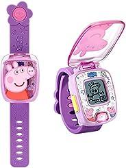 VTech Peppa Pig Learning Watch - English Version