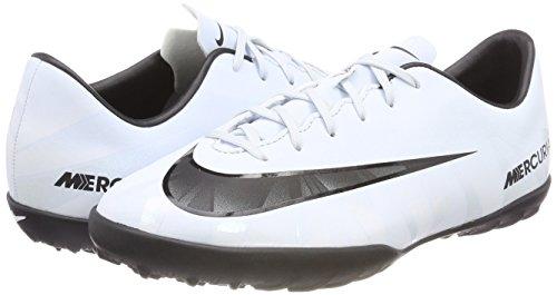 Nike JR MERCURIALX VAPOR XI CR7 TF - blue tint/black-white-blue tin
