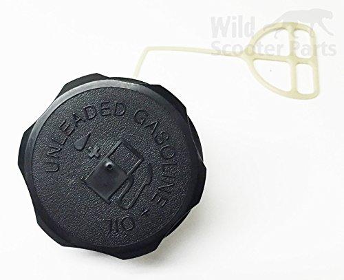 Gas Cap (Go-ped)