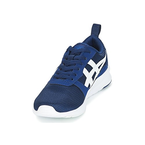 0101 Chaussures Fitness H7g1n Bleu Blanc de Adulte Marine Mixte Asics q5w7Fw