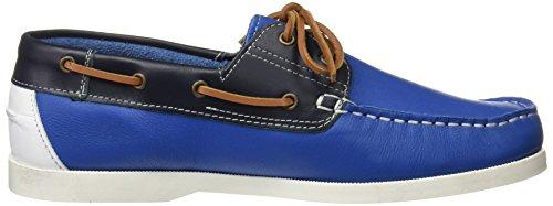 Náuticos BEPPI para Navy Shoe Blue Casual Azul Hombre EEwxgBZFnq