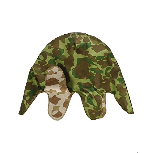 HOME DAILY SALE USMC US WW2 US Pacific Reversible Camouflage Helmet - Camo Pacific